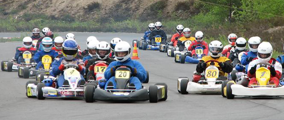 KARTINGIN OLDBOYS-SARJA 2006